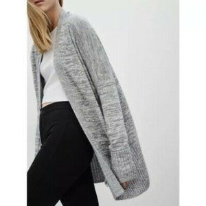 Aritzia Talula Lenox Open Knit Cardigan Sweater